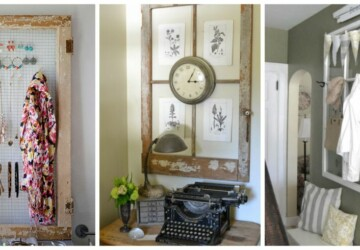 17 Creative Ways To Repurpose and Reuse Old Windows - Ways To Repurpose and Reuse Old Windows, Upcycle and Repurpose, Reuse Old Windows, reuse, Repurpose Old Windows, Repurpose, Old Windows