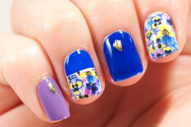15 Fresh New Nail Art Ideas for Spring