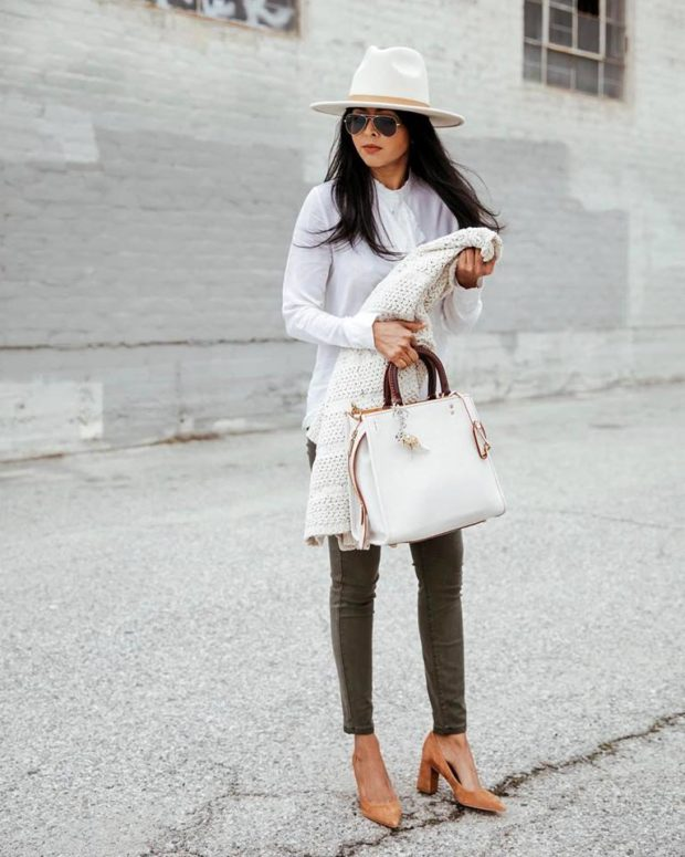 Transitional Fashion: 16 Winter to Spring Outfit Ideas to Get You through this Season