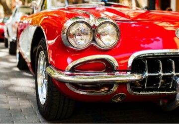 5 Tips For Taking Care of Vintage Cars -