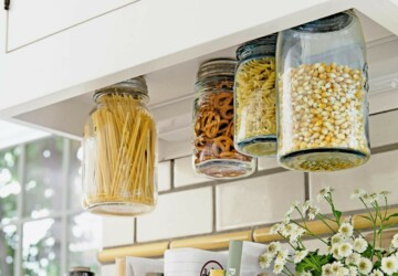 18 Functional Kitchen Storage and Organization Ideas - Kitchen Storage and Organization Ideas, kitchen storage, Kitchen Organization Ideas, kitchen organization, diy kitchen organization