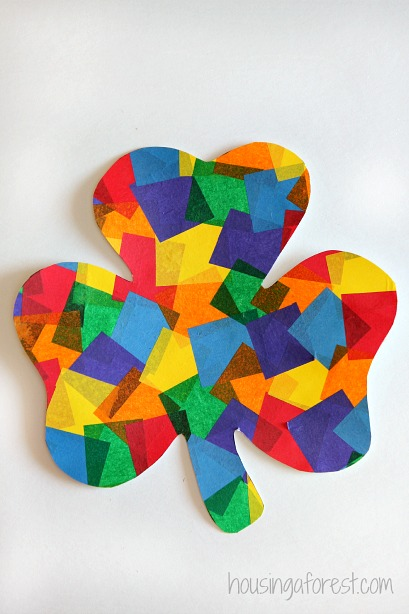 16 Easy and Fun St. Patrick's Day Crafts For Kids - St. Patrick's Day Crafts For Kids, St. Patrick's Day Crafts, St. Patrick's Day, Diy St. Patrick's Day Decorations, DIY St. Patrick's Day