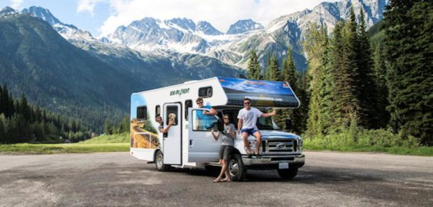 Motorhome Breaks in the US: Summer Edition