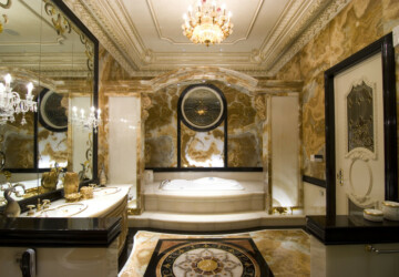 Top tips for creating a spa-quality bathroom - spa, lighting, interior, home interior, decor, bathroom, bath