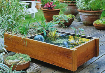 18 Great DIY Water Features For Your Garden - DIY Water Features For Your Garden, DIY Water Features, diy garden projects, diy garden, diy
