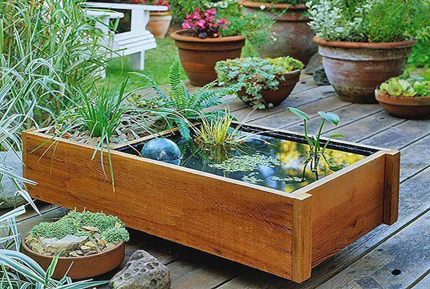 18 Great DIY Water Features For Your Garden