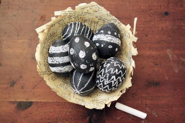 16 Creative and Easy DIY Easter Eggs Decorations