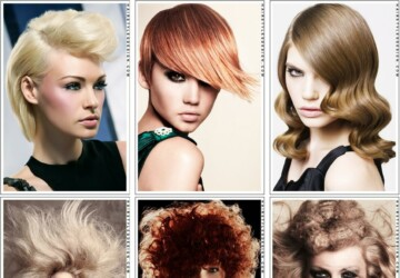 300 Years Of Hairstyles - infographic, hair style, fashion