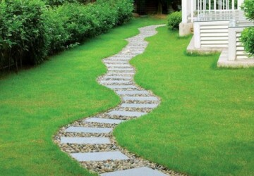 16 Design Ideas for Beautiful Garden Paths - Garden Paths design ideasd, Garden Paths, garden path, Garden Design Ideas, city garden