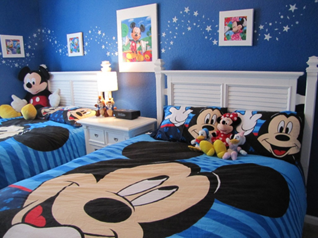 16 Adorable Cartoon Inspired Bedroom Design Ideas For Kids Style