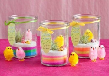 16 Creative and Fun Easter Crafts for Kids - Easter Crafts for Kids, Easter crafts, DIY Easter Eggs Decorations, diy Easter decorations, diy Easter, Crafts For Kids