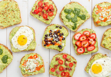 Upgrade Your Toast: 15 Delicious Recipes and Ideas - Upgrade Your Toast, Toast recipes, Toast, breakfast recipes, bread recipes, bread recipe