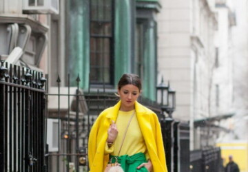 15 Stylish Outfit Ideas for How To Wear Yellow Clothes This Spring - yellow outfit ideas, yellow outfit, spring yellow outfit ideas, spring outfit ideas, spring outfit