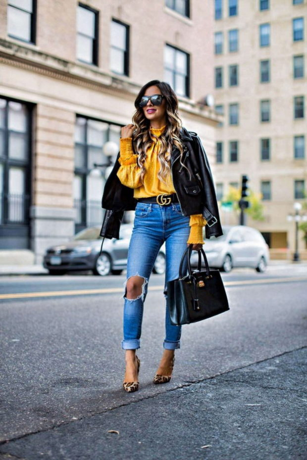 15 Stylish Outfit Ideas for How To Wear Yellow Clothes This Spring