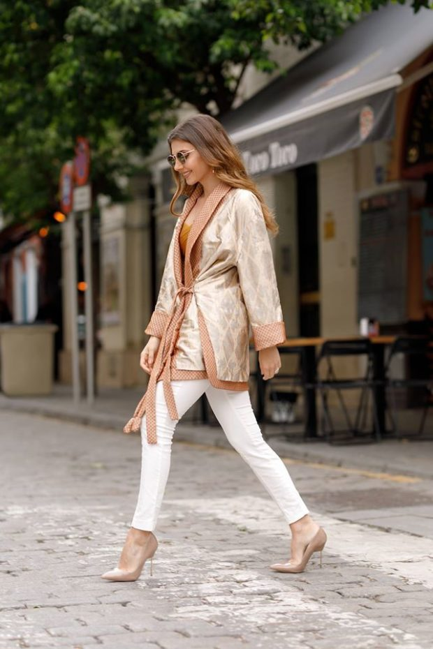 16 Lovely Casual Spring Outfit Ideas (Part 2)
