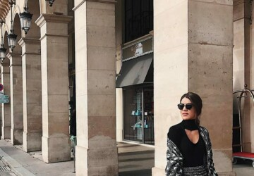 Early Spring Street Style: 15 Amazing Outfit Ideas (Part 2) - Street Style Outfit Ideas, Street style, spring street style, spring outfit idea, spring office outfit, from winter to spring