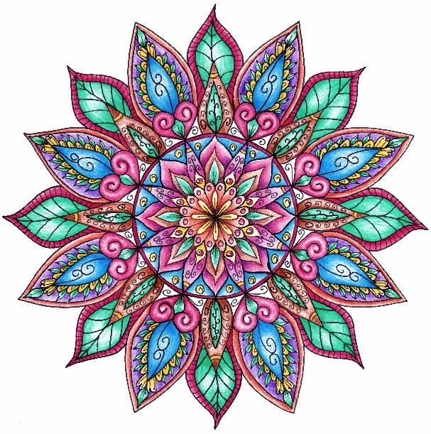 Your Life in a Circle: Creating Your Own Special Mandala Designs