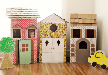 15 Cute and Easy DIY Cardboard Toys Ideas your Kids Will Love - toys, DIY Toys Ideas, diy kids crafts, DIY ideas, DIY Cardboard Toys Ideas, DIY Cardboard Toys, DIY Cardboard