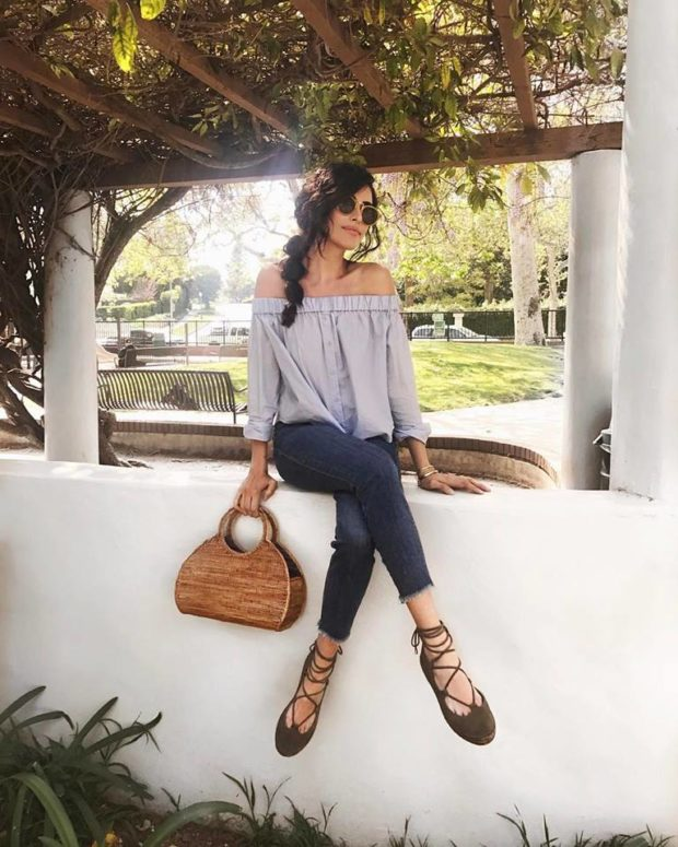 18 Perfect Spring Outfits To Inspire You In April (Part 2)