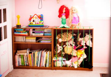 15 Functional and Fun DIY Ideas How to Organize and Store Stuffed Animal Toys - diy organization projects, diy organization hacks, diy kids crafts, DIY Ideas How to Organize and Store Stuffed Animal Toys