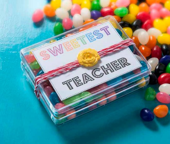 15 Easy And Cute Diy Teacher Appreciation Gift Ideas Style Motivation