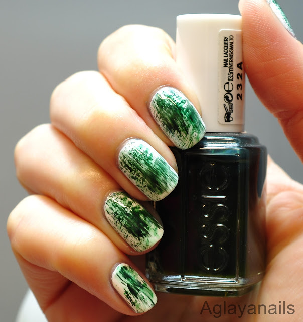 18 Bright Spring Nail Art Ideas in Green Shades - Style Motivation