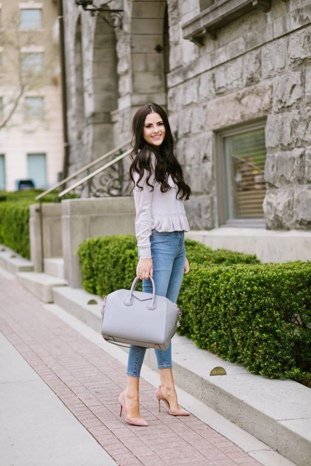 17 Cute Preppy Outfits For Spring To Copy (Part 1)