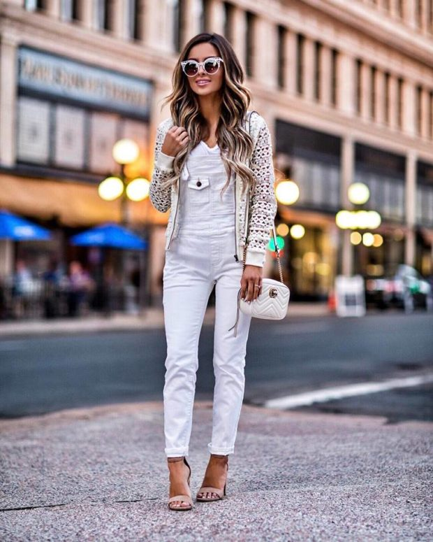 Spring 2017 Fashion Trends: 17 Stylish Outfit Ideas (Part 1)