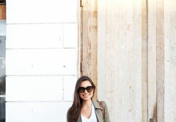 18 Must- See Spring Street Style Outfit Ideas (Part 2) - street style ideas, spring street style, spring outfit