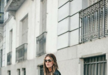 18 Must- See Spring Street Style Outfit Ideas (Part 1) - street style ideas, spring street style, spring outfit ideas, spring outfit