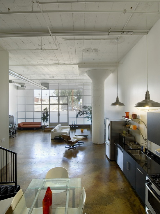 Warehouse Conversion: 16 Interior Design and Decor Ideas