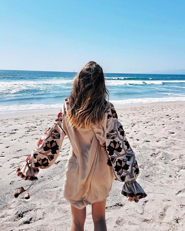 Get Ready for the Beach: 17 Ideas for Beach Dresses, Bikinis and Monokinis
