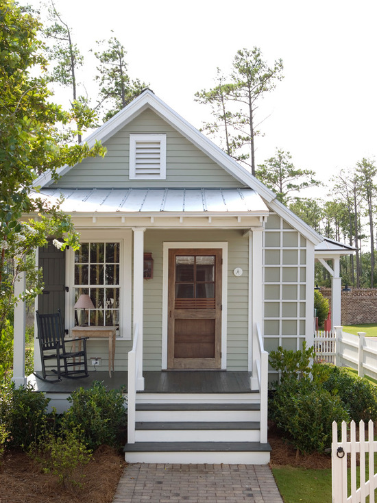 16 Inspiring Coastal Cottage Exterior Design Ideas