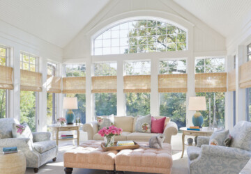 17 Amazing Sunroom Design Ideas To Inspire Your Spring Decor - sunroom design ideas, Sunroom Design and Decor Ideas, sunroom design, Sunroom Decor Ideas, sunroom