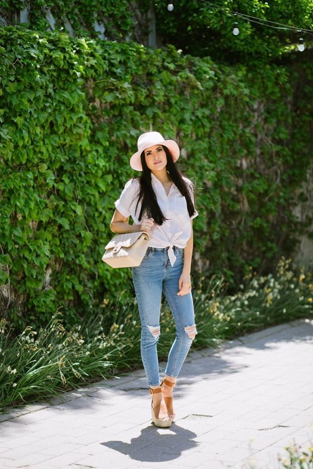 Spring Jeans Trends: 17 Stylish Outfit Ideas