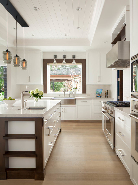 Farmhouse Kitchen Design Ideas 100 kitchen design ideas pictures of country kitchen decorating inspiration 20 Stunning Farmhouse Kitchen Design Ideas