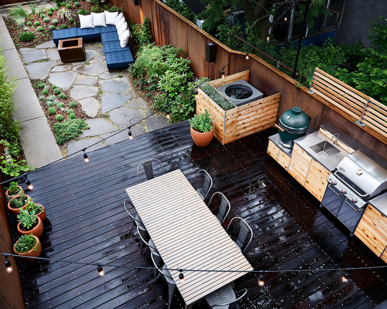 18 Stunning Deck Design Ideas to Inspire Your Backyard Transformation (Part 2)