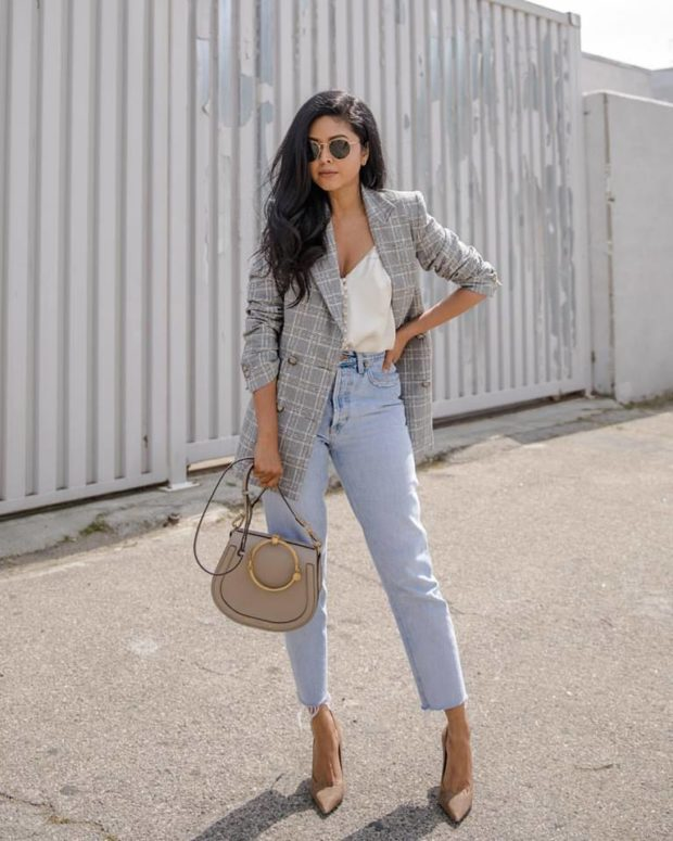 18 Cool Ways to Style Jeans This Summer