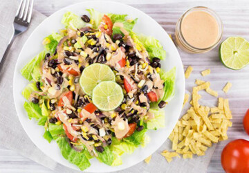 15 Recipes for Salad That Will Fill You Up and Keep You Slim - Spring Salads Recipes, salad recipes, salad bites, avocado salad recipes
