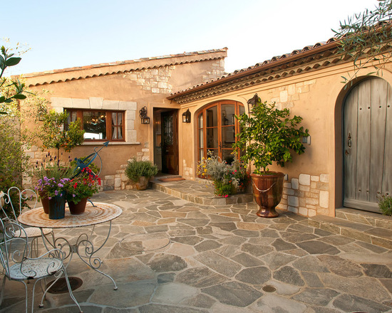 Amazing 18 Stunning Patio Design Ideas In Tuscan Style