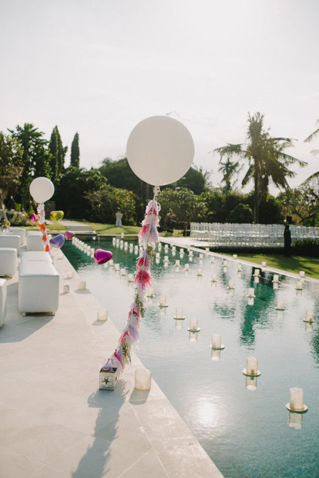 Five Simple Steps to Pool Party Chic -