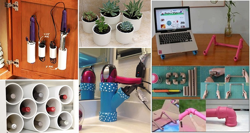15 awesome diy projects using pvc pipe style motivation for Diy pvc projects