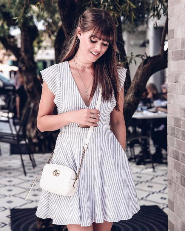 e275ac38706 15 Cute Dress Outfit Ideas for Spring and Summer - Style Motivation