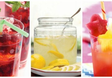 13 Refreshing Drink Recipes You Need to Make This Summer - summer drinks, summer drink recipes, summer drink, refreshing drinks, refreshing cocktails, easy drink recipes, drink recipes