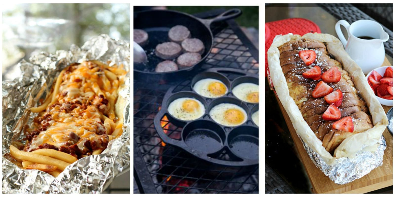 16 easy recipes and ideas for your next camping trip - style motivation