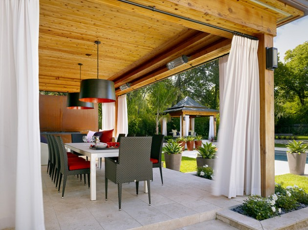 Outdoor Decor 13 Amazing Curtain Ideas For Porch And Patios