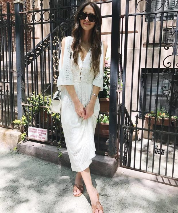 16 Inspiring Outfit ideas for the First Days of Summer (Part 1)