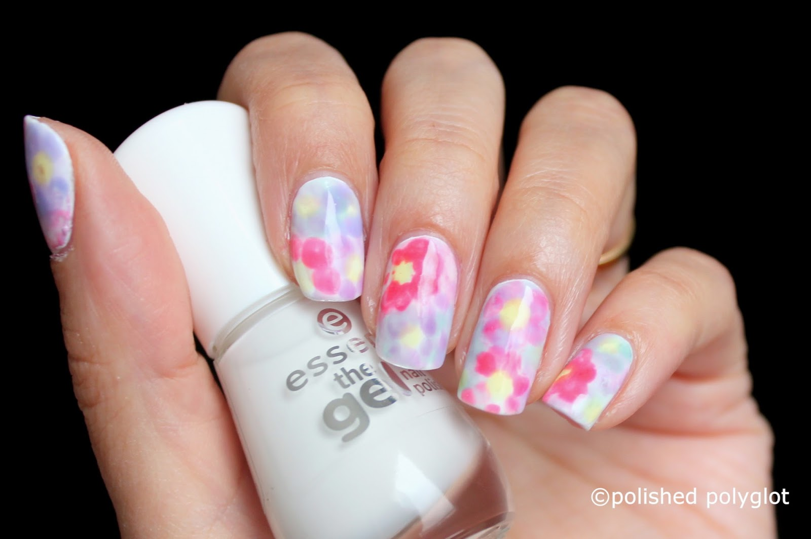 15 Lovely Pastel Nail Art Ideas for Spring - Style Motivation