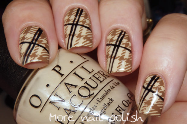 Words on Your Nails: 16 Vintage Nail Art Ideas Inspired By Books