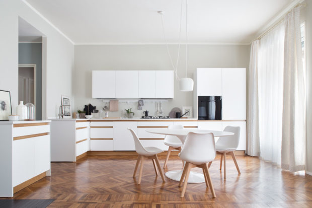15 Stunning Scandinavian Kitchen Designs You Cant Miss Out On